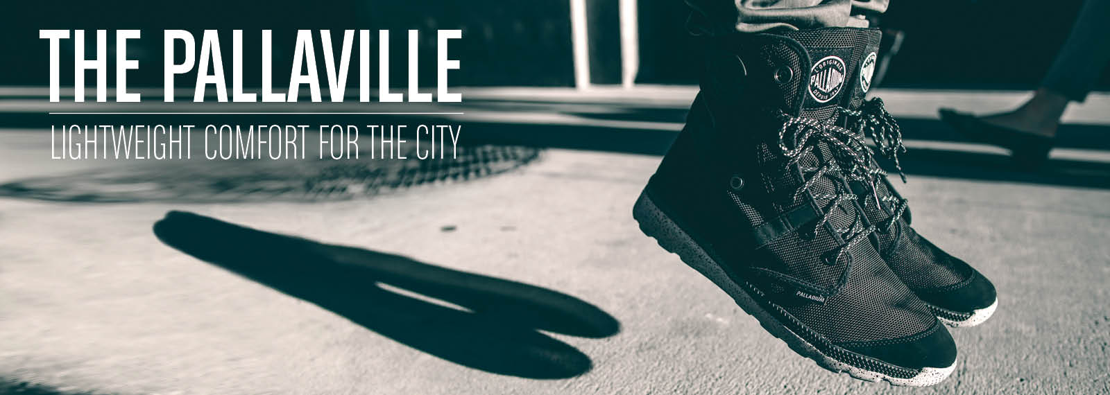 THE PALLAVILLE: LIGHTWEIGHT COMFORT FOR THE CITY